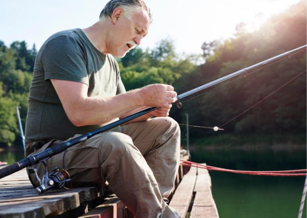 Op stap met Techvisie: we gaan vissen!