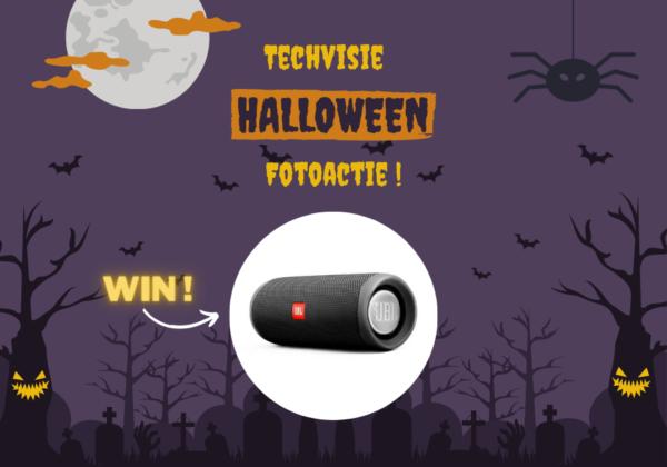 Techvisie Halloween Fotoactie